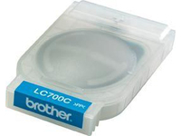 Brother LC700C - Cyan - Original - Tintenpatrone - für Brother DCP-4020C, MFC-4820c