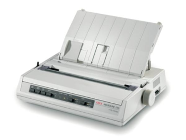 OKI Microline 280 Elite - Drucker - monochrom - Punktmatrix - A4/Legal - 240 x 72 dpi