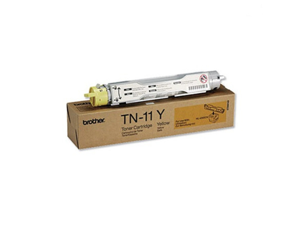 Brother TN11 - Gelb - Original - Tonerpatrone - für HL-4000CN