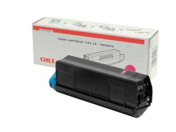OKI - Magenta - Original - Tonerpatrone - für C5200, 5200n, 5200ne, 5400, 5400dn, 5400n