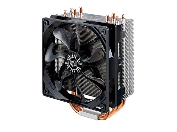 Cooler Master Hyper 212 Evo - Prozessorkühler - ( LGA775 Socket, LGA1156 Socket, Socket AM2, Socket AM2+, LGA1366 Socket, Socket AM3, LGA1155 Socket, Socket AM3+, Socket FM1, LGA1150 Socket )