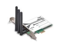 D-Link Xtreme N DWA-556 - Netzwerkadapter - PCIe - 802.11b, 802.11g, 802.11n (draft)