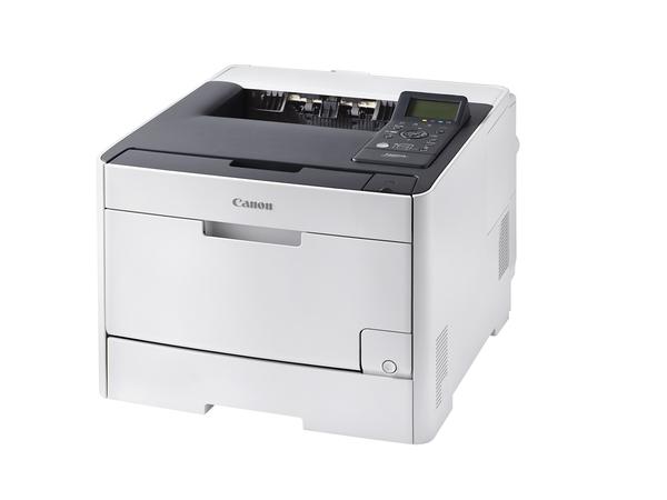 Canon i-SENSYS LBP7680Cx - Drucker - Farbe - Duplex - Laser - A4/Legal - bis zu 20 Seiten/Min. (s/w) / bis zu 20 Seiten/Min. (Farbe) - Kapazität: 300 Blätter - USB, Gigabit LAN, USB-Host