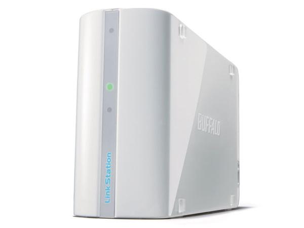 BUFFALO LinkStation Mini - NAS-Server - 2 Schächte - 2 TB - SATA 3Gb/s - HDD 1 TB x 2