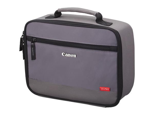 Canon DCC-CP2 - Tragetasche für Drucker - Grau - für SELPHY CP1000, CP1200 Printing Kit, CP800, CP810, CP820, CP910, CP910 Printing Kit