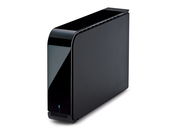 BUFFALO DriveStation Velocity - Festplatte - verschlüsselt - 1 TB - extern (Stationär) - USB 3.0