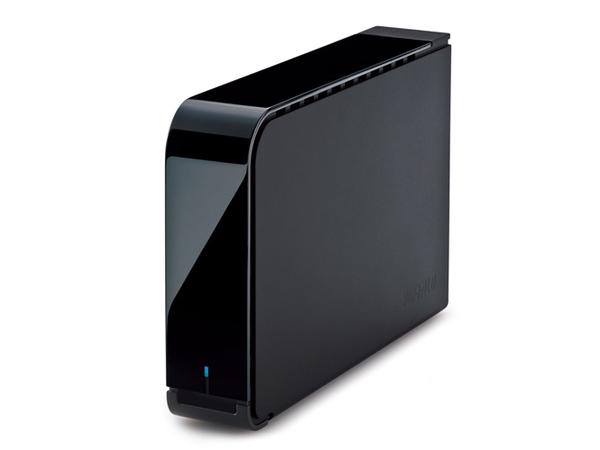 BUFFALO DriveStation Velocity - Festplatte - verschlüsselt - 3 TB - extern (Stationär) - USB 3.0