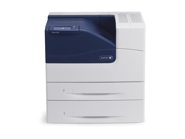 Xerox Phaser 6700DT - Drucker - Farbe - Duplex - Laser - A4/Legal
