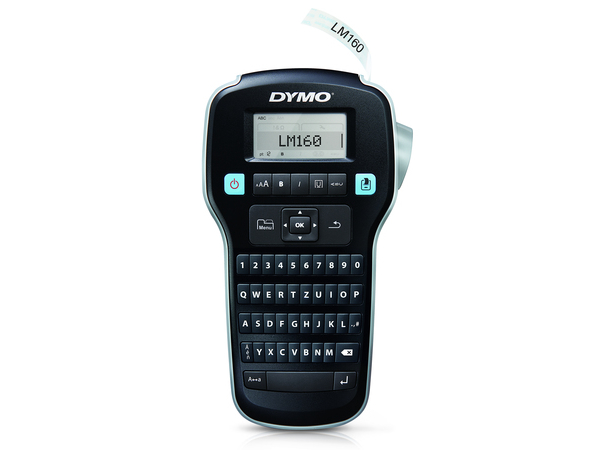 DYMO LabelManager 160 6, 9, 12 mm D1-Bänder