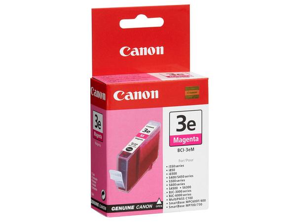 Canon BCI-3EM - Magenta - Original - Tintenbehälter - für BJ-i6500, S400, S520, S530; BJC-6200; i550, 6500; S520, 530, 630, 6300, 750