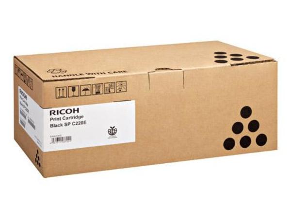 Ricoh Type 220 - Tonersammler - für Ricoh Aficio SP C232, Aficio SP C240, Aficio SP C242, SP C250, SP C252, SP C262