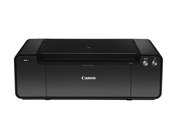 Canon PIXMA PRO-1 - Drucker - Farbe - Tintenstrahl - A3 Plus, 360 x 430 mm bis zu 2.92 Min./Seite (Farbe) - Kapazität: 150 Blätter
