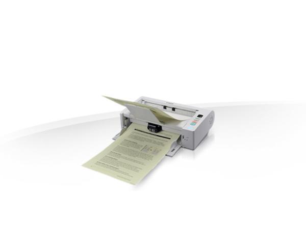 Canon imageFORMULA DR-M140 - Dokumentenscanner - Duplex - 216 x 3000 mm - 600 dpi x 600 dpi - bis zu 40 Seiten/Min. (einfarbig) / bis zu 40 Seiten/Min. (Farbe)