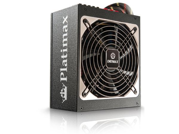 Enermax Platimax EPM850EWT - Stromversorgung (intern) - ATX12V 2.3 - 80 PLUS Platinum - Wechselstrom 100-240 V - 850 Watt