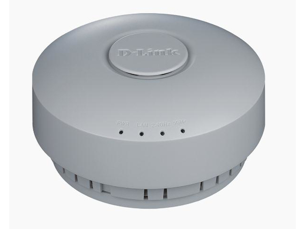 D-Link Wireless N Dualband Unified Access Point DWL-6600AP - Drahtlose Basisstation - 802.11a/b/g/n - Dualband