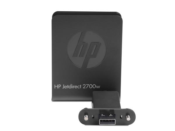 HP JetDirect 2700w - Druckserver - USB 2.0 - 802.11b, 802.11g, 802.11n - für LaserJet Enterprise MFP M680, MFP M775; LaserJet Enterprise Flow MFP M680, MFP M880