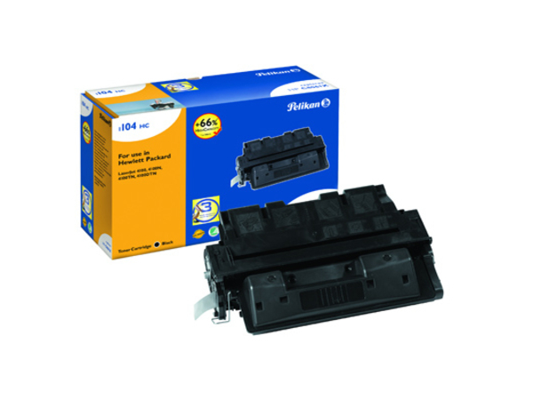 Toner bk (HP C8061X)