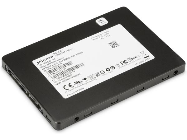 HP - Solid-State-Disk - 256 GB - intern - 6.4 cm SFF (in 8,9 cm Träger) (2.5