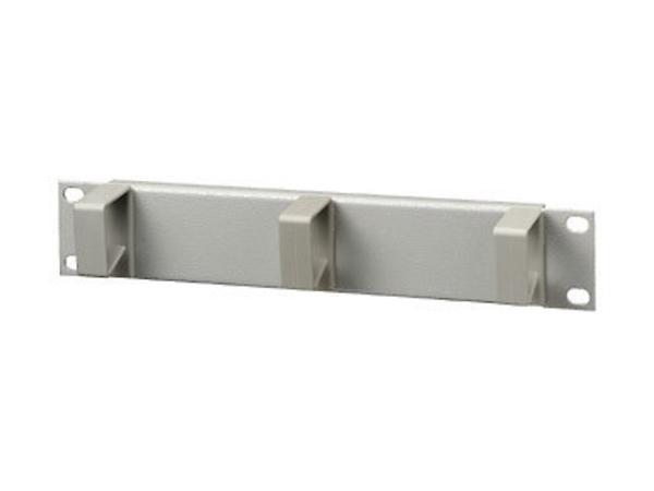 Triton - Kabelmanagement - RAL 7035 - 1U - 25.4 cm ( 10