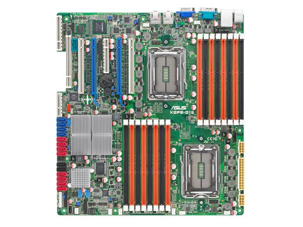 ASUS KGPE-D16 - Motherboard - SSI EEB 3.61 - Socket G34 - 2 Unterstützte CPUs - AMD SR5690/SP5100