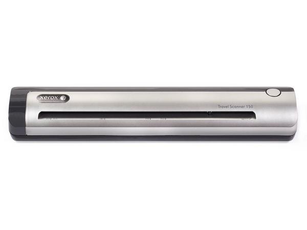 Xerox Travel Scanner 150 - Einzelblatt-Scanner - Legal - 600 dpi - bis zu 165 Scanvorgänge/Tag - USB 2.0