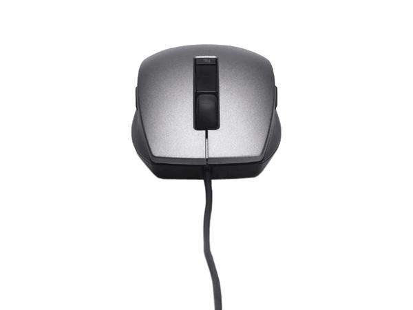 Dell - Maus - Laser - 6 Tasten - verkabelt - USB