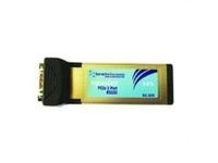 Brainboxes XC-235 - Serieller Adapter - ExpressCard - RS-232