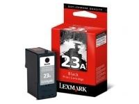 Lexmark Cartridge No. 23A - Schwarz - Original - Tintenpatrone - für X3530, 3550, 4530, 4550; Z1410, 1420