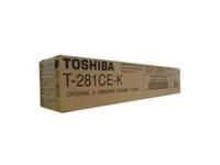 Toshiba T281C-EK - Schwarz - Original - Tonerpatrone - für e-STUDIO 281C, 351C, 451C