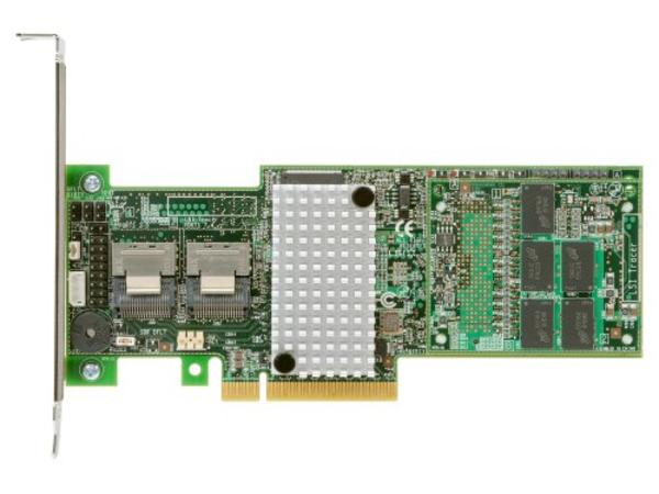 Lenovo ServeRAID M5110 - Speichercontroller (RAID) - 8 Sender/Kanal - SATA 6Gb/s / SAS 6Gb/s Low Profile - 600 MBps - RAID 0, 1, 10