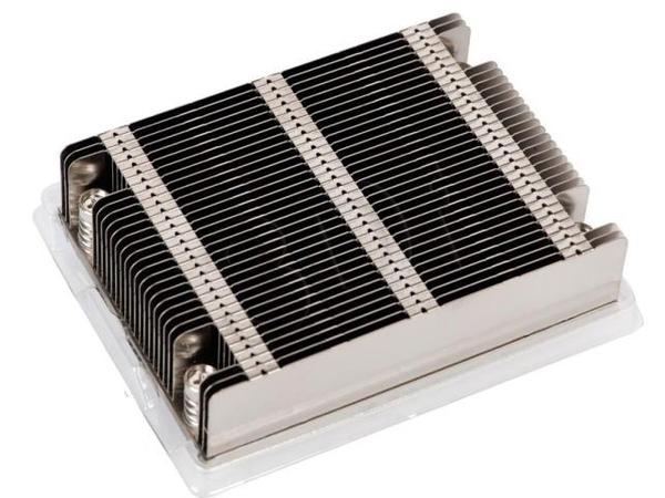 Supermicro SNK-P0047PS, Prozessor, Heizkörper, LGA 2011 (Socket R), Xeon, Edelstahl, 80 mm