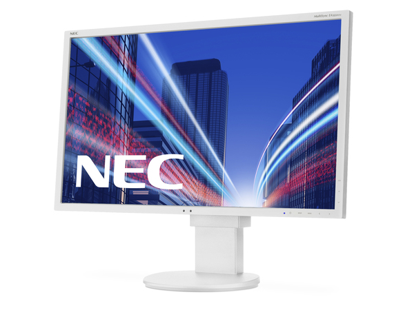 NEC MultiSync EA223WM - LED-Monitor - 55.9 cm (22