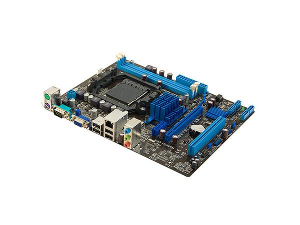 ASUS M5A78L-M LX3 - Motherboard - Mikro-ATX - Socket AM3+ - AMD 760G - Gigabit LAN