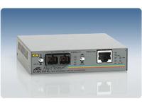 Allied Telesis AT MC102XL - Medienkonverter - Fast Ethernet - 100Base-FX, 100Base-TX - SC multi-mode / RJ-45 - bis zu 2 km