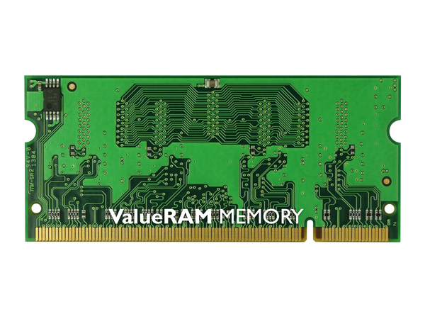 Kingston ValueRAM - DDR2 - 1 GB - SO DIMM 200-PIN - 800 MHz / PC2-6400 - CL6