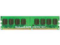 Kingston ValueRAM - DDR2 - 1 GB - DIMM 240-PIN - 800 MHz / PC2-6400 - CL6