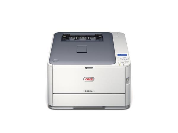 OKI C531dn - Drucker - Farbe - Duplex - LED - A4