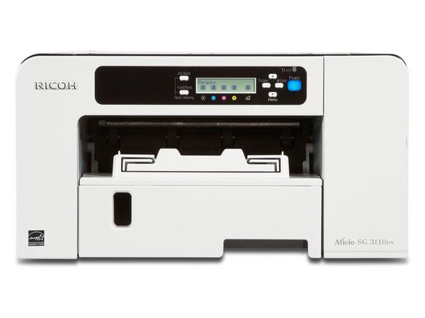 Ricoh SG 3110DN - Drucker - Farbe - Duplex - Tintenstrahl - A4