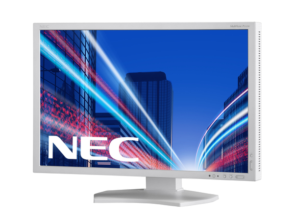 NEC MultiSync P232W - LED-Monitor - 58.4 cm (23