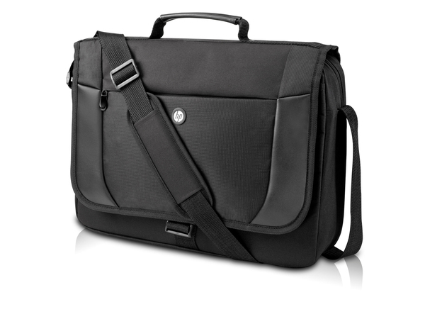 HP Essential Messenger Case - Notebook-Tasche - 43.9 cm (17.3