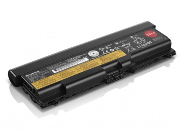 Lenovo ThinkPad Battery 70+ - Laptop-Batterie - 1 x Lithium-Ionen 6 Zellen 57 Wh - für ThinkPad L41X; L420; L430; L51X; L520; L530; T410; T420; T430; T520; T530; W520; W530