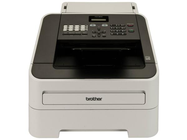 Brother FAX-2840 - Faxgerät / Kopierer - s/w - Laser - 215.9 x 355.6 mm (Original) - 216 x 406.4 mm (Medien)