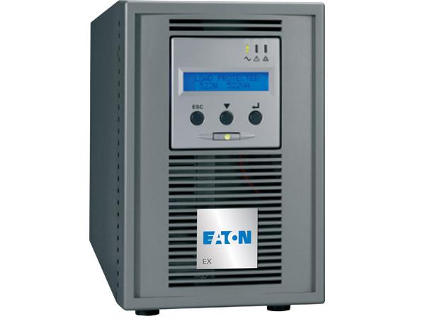 Eaton EX 700 - USV - Wechselstrom 100/120/140/160-284 V - 630 Watt - 700 VA - RS-232, USB
