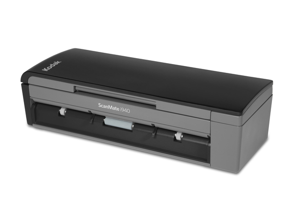 Kodak SCANMATE i940 - Dokumentenscanner - Duplex - 216 x 1524 mm - 600 dpi x 600 dpi - bis zu 20 Seiten/Min. (einfarbig) / bis zu 15 Seiten/Min. (Farbe)