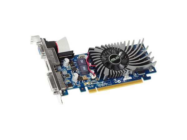ASUS 210-1GD3-L - Grafikkarten - GF 210 - 1 GB DDR3 - PCIe 2.0 x16 Low Profile - DVI, D-Sub, HDMI