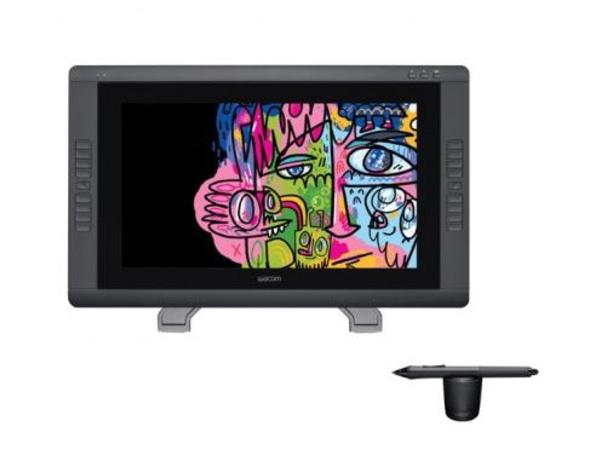 Wacom Cintiq 22HD - Digitalisierer mit LCD Anzeige - 47.5 x 26.7 cm - elektromagnetisch - 16 Tasten - verkabelt