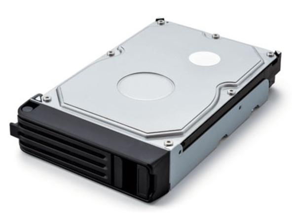 BUFFALO OP-HD Series OP-HD2.0T/4K - Festplatte - 2 TB - austauschbar - 8.9 cm (3.5