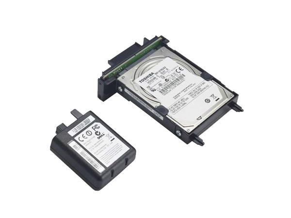 Dell Hard Drive and Wireless Kit - Festplatte - 160 GB - intern - 6.4 cm (2.5