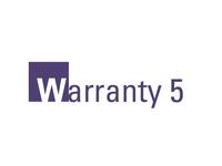 Eaton Warranty5 - Serviceerweiterung - Erweiterter Teileaustausch - 5 Jahre (ab ursprünglichem Kaufdatum des Geräts) - Reaktionszeit: am nächsten Arbeitstag - für Eaton EX EXB 1000, 1500; 5PX