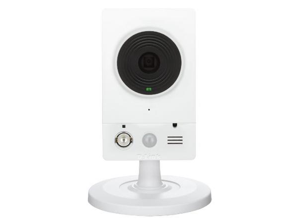 D-Link DCS-2132L HD Wireless N Cube Network Camera - Netzwerk-Überwachungskamera - Farbe (Tag&Nacht) - 1280 x 800 - Audio - drahtlos